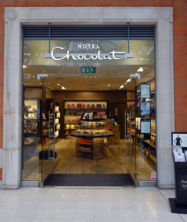 Hotel Chocolat Waterloo