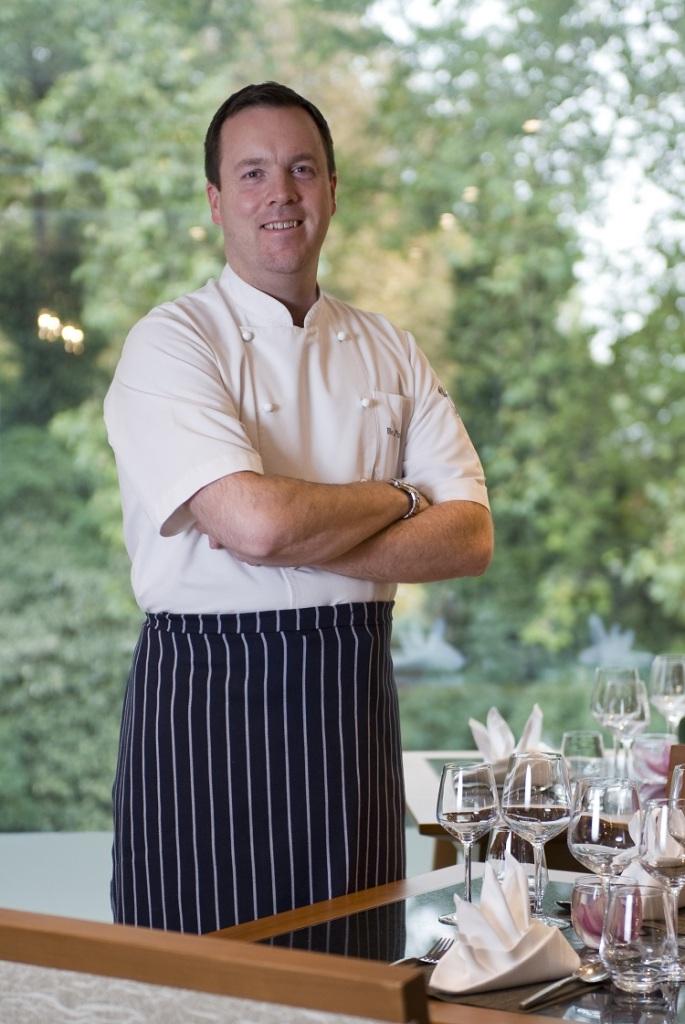 Executive Chef Ben Purton