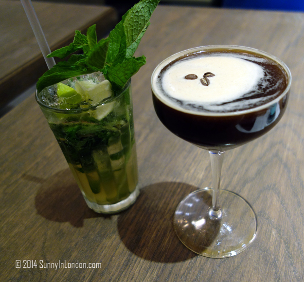 L'eto Caffe Brompton