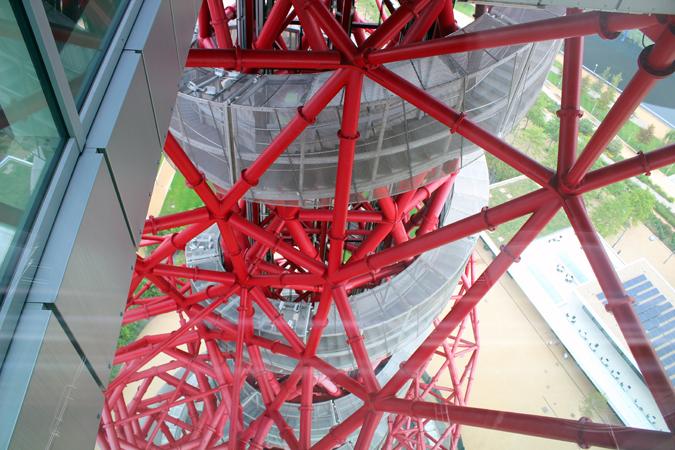Best Views in London- ArcelorMittal Orbit