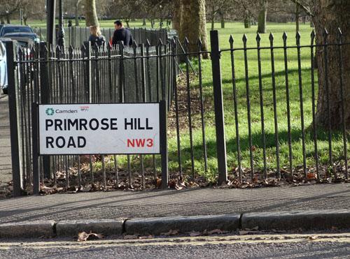 Best Views in London- Primrose Hill