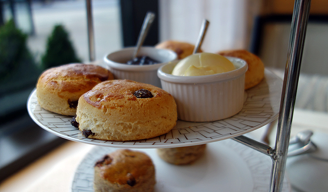 Guiltless Gluten Free Afternoon Tea Intercontinental Park Lane