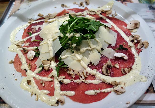 Vapiano-Menu-Review-Wardour-London-Pizza