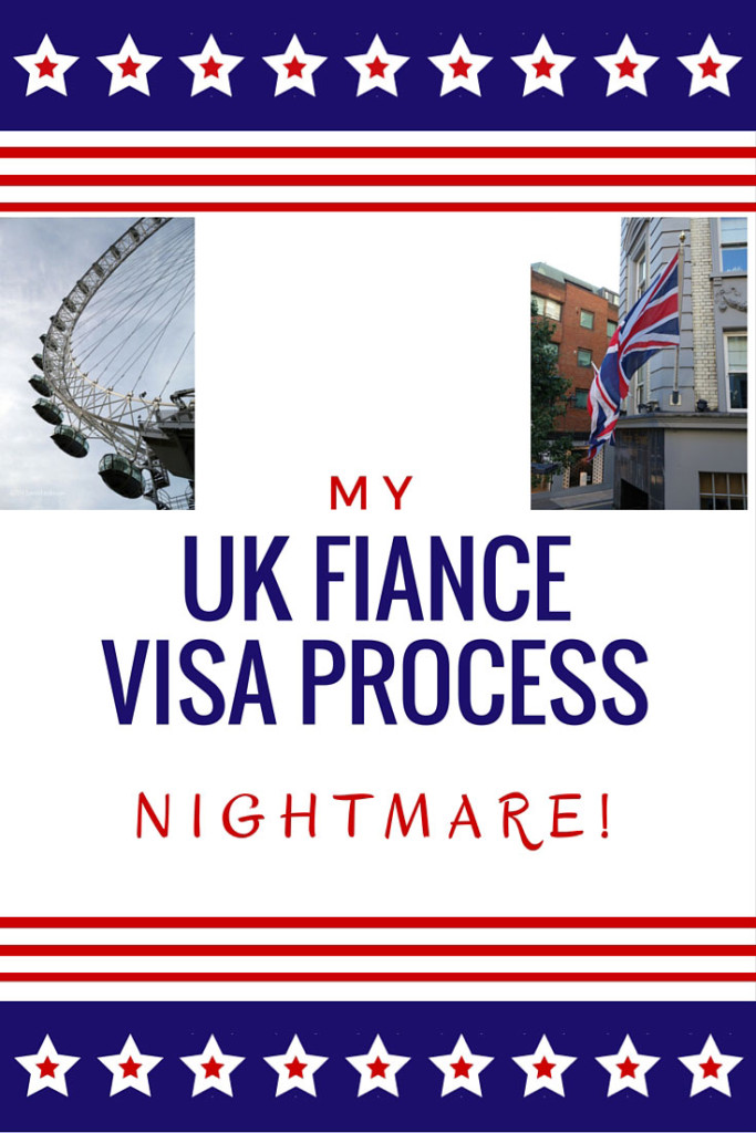 UK Fiance visa process American Expat