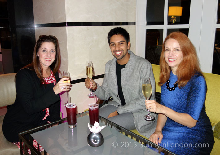 Christmas Afternoon Tea Conrad London St James Review
