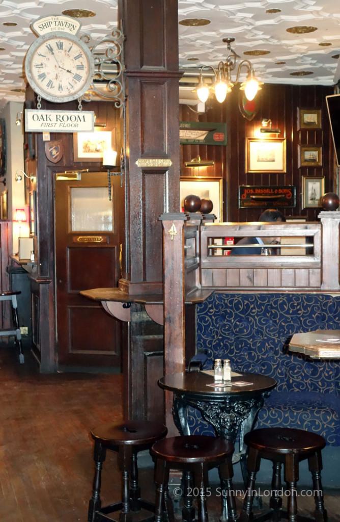 The Ship Tavern Holborn London Pub Review