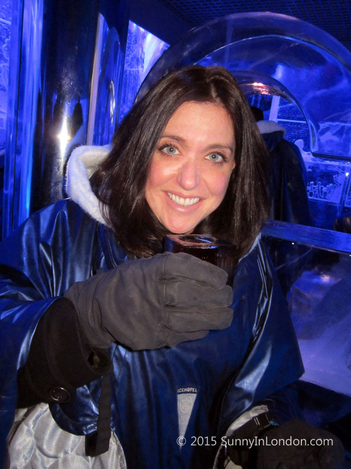 Things to Do in London at Christmas IceBar London