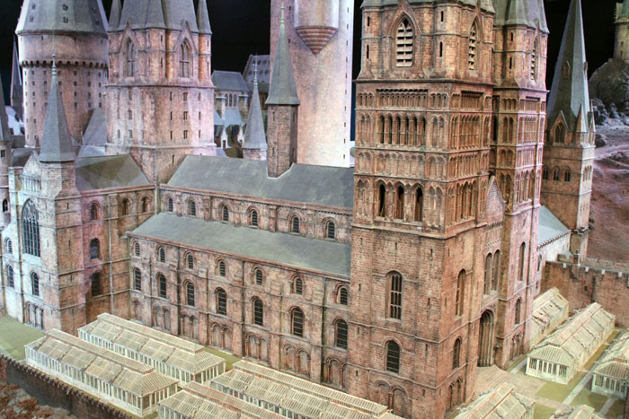 Things to Do in London at Christmas Harry Potter Studio Tour