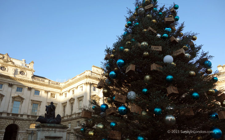 5 Best Places for Ice Skating in London for Christmas Somerset House