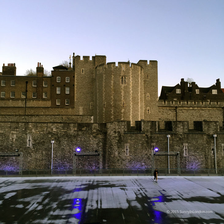 5 Best Places for Ice Skating in London for Christmas Tower of London