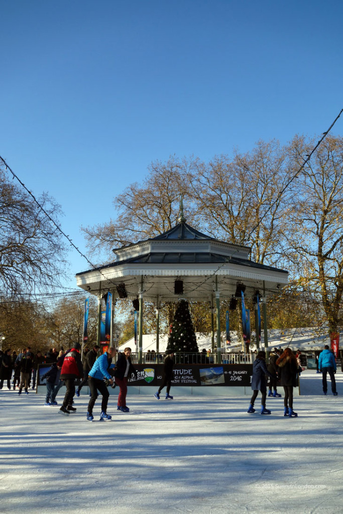 5 Best Places for Ice Skating in London for Christmas Winter Wonderland Hyde Park Zillertal