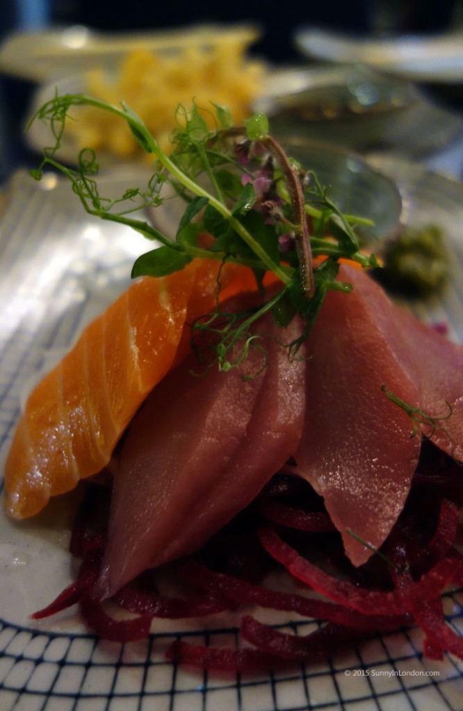 Tootoomoo Whetstone Review London Sashimi Two Ways