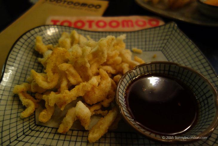 Tootoomoo Whetstone Review London Calamari