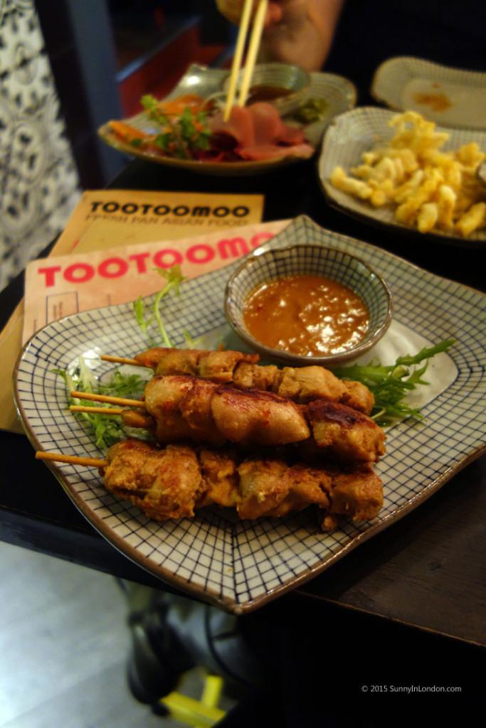 Tootoomoo Whetstone Review London