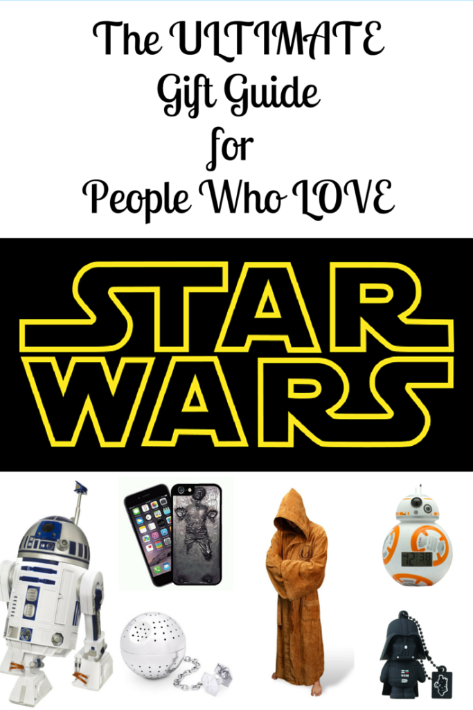 Ultimate Star Wars Gift Guide for Men for Christmas