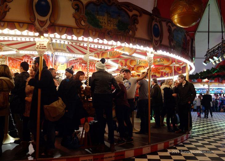 Advice for Visiting Winter Wonderland in Hyde Park London