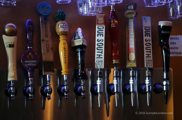 Worst American Beers according to a London beer drinker