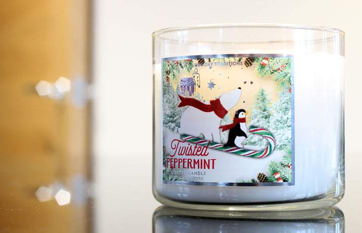 Photo Tips for a Great Picture Yankee Candle Twisted Peppermint