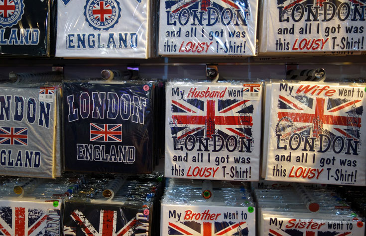 Cool Britannia Piccadilly Circus London