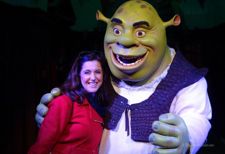 South Bank London Shrek's Adventure