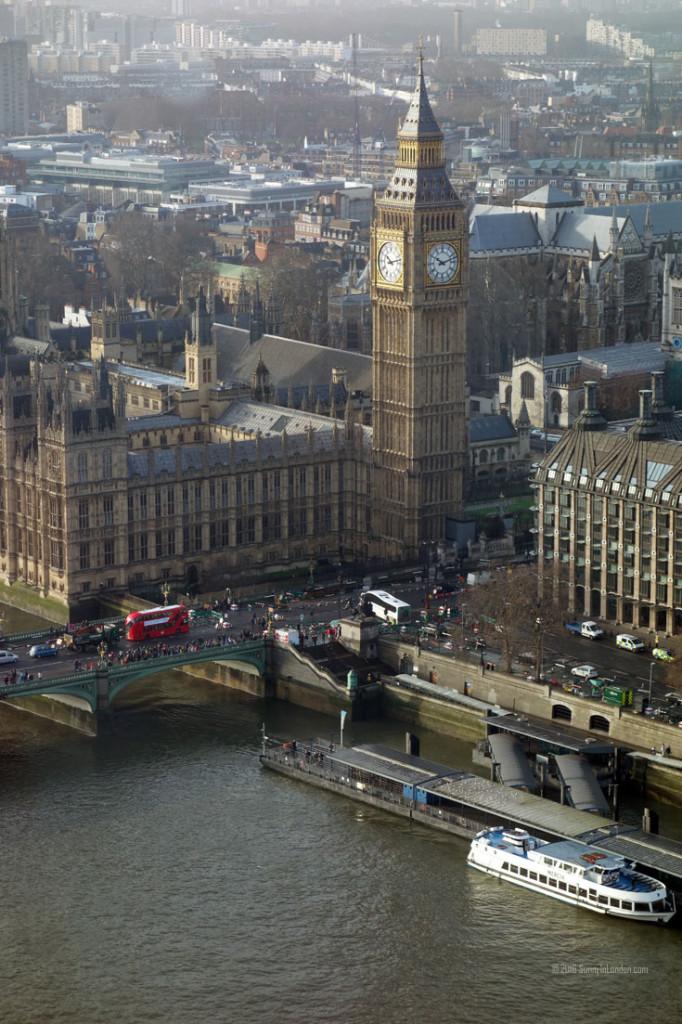South Bank London Eye Travelex