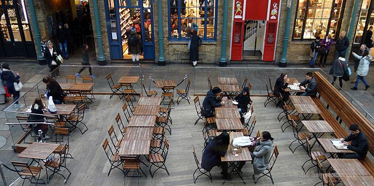 Le Pain Quotidien Covent Garden London Review
