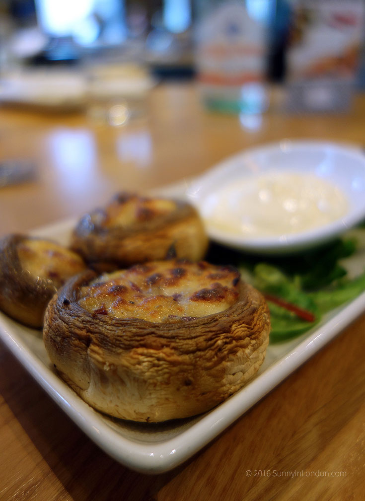 Prezzo London Review of St Martin's Lane and Gluten Free Menu