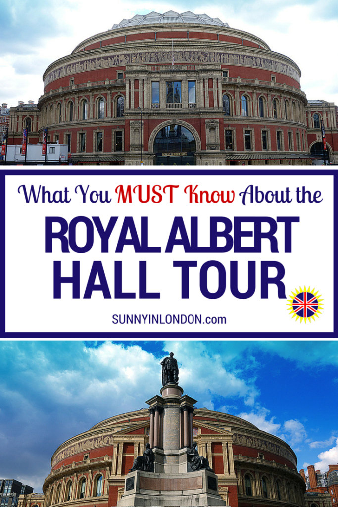 Royal Albert Hall Tour Review in London