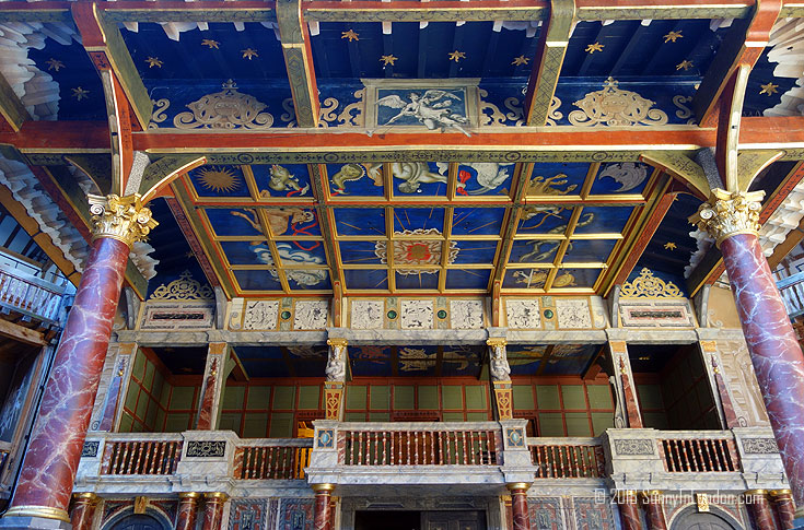 Shakespeare's Globe Theatre Tour in London Review