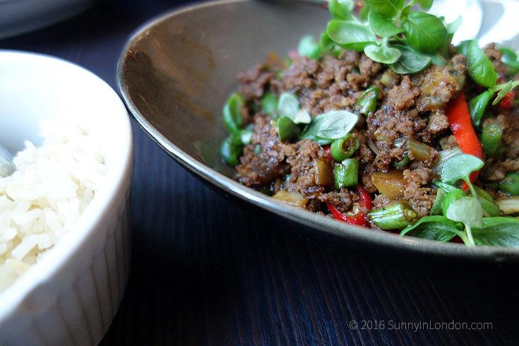 The Mango Tree Review Belgravia, London Thai Food
