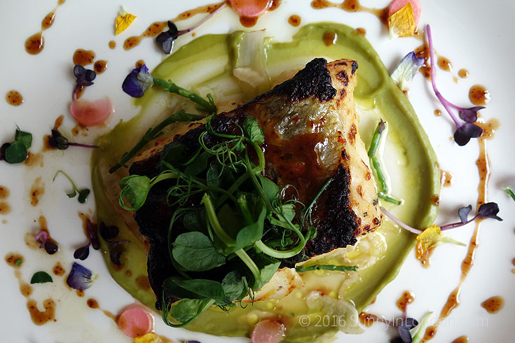 Bel and the Dragon Windsor Review- Roasted Atlantic Cod
