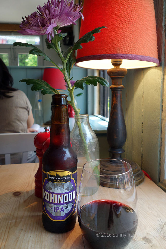 Bel and the Dragon Windsor Review- Windsore brewery