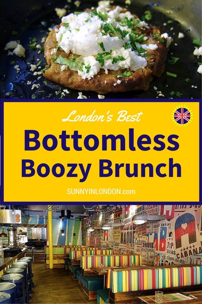 Cabana- The Best Boozy Brunch in London