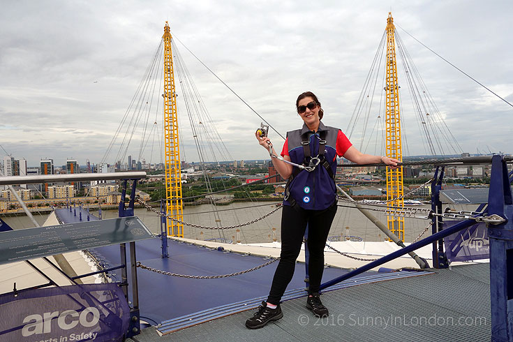 Climb the O2 Review Up at the O2 Things to Do when Visiting London