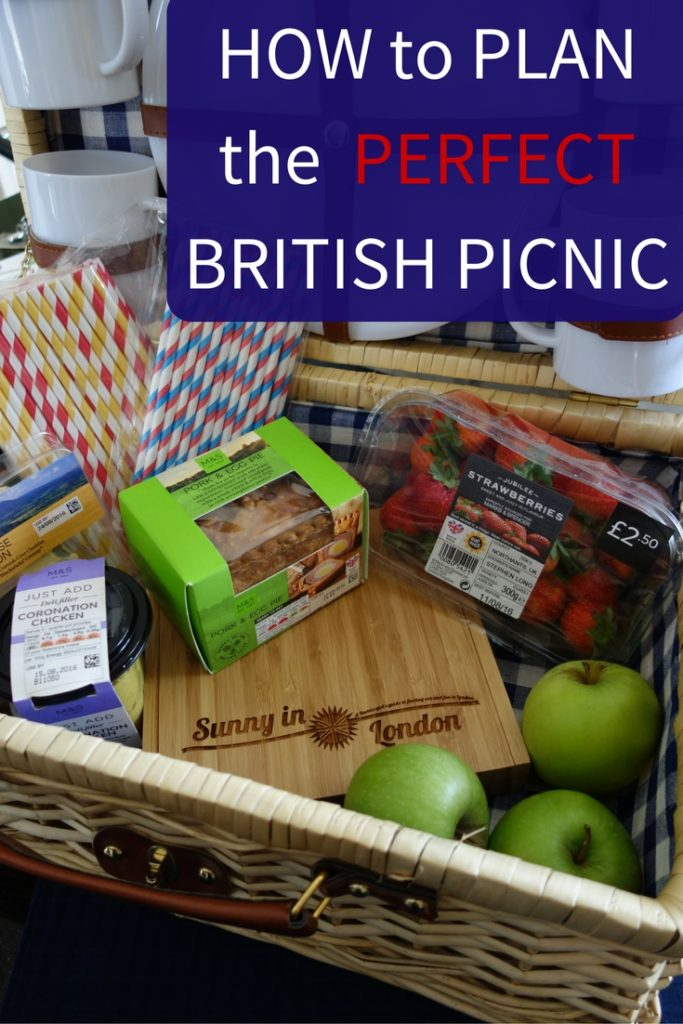 How to Plan a Perfect British Picnic in London