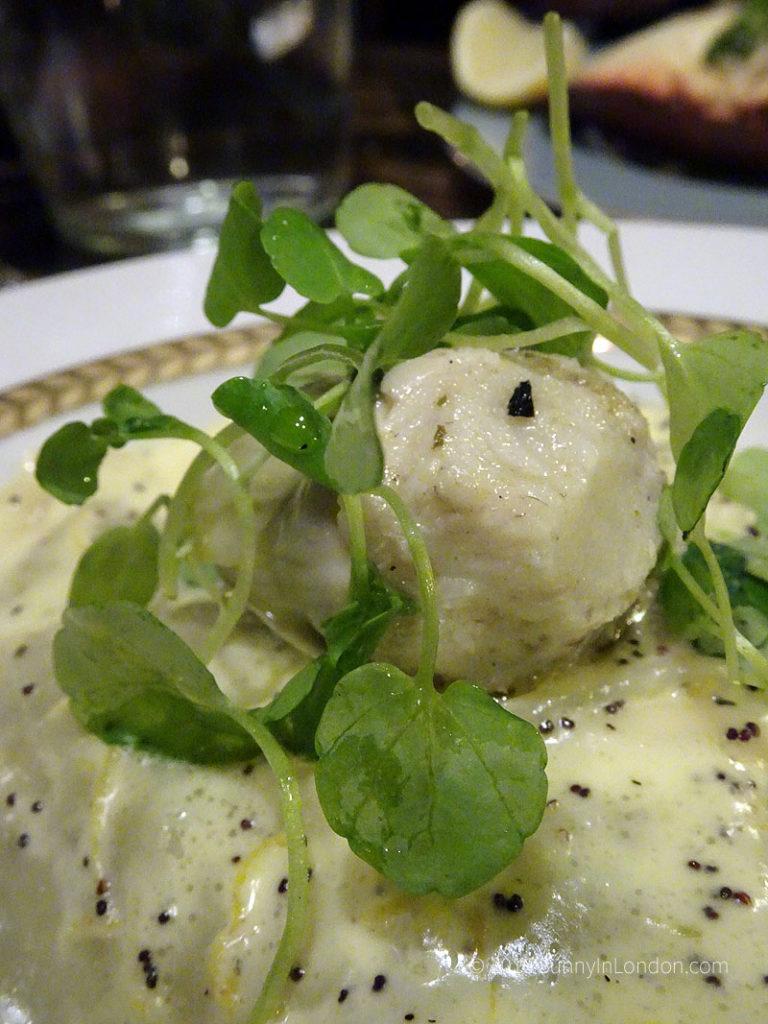 The Holly Bush Pub Hampstead Review London Guide Gnocchi
