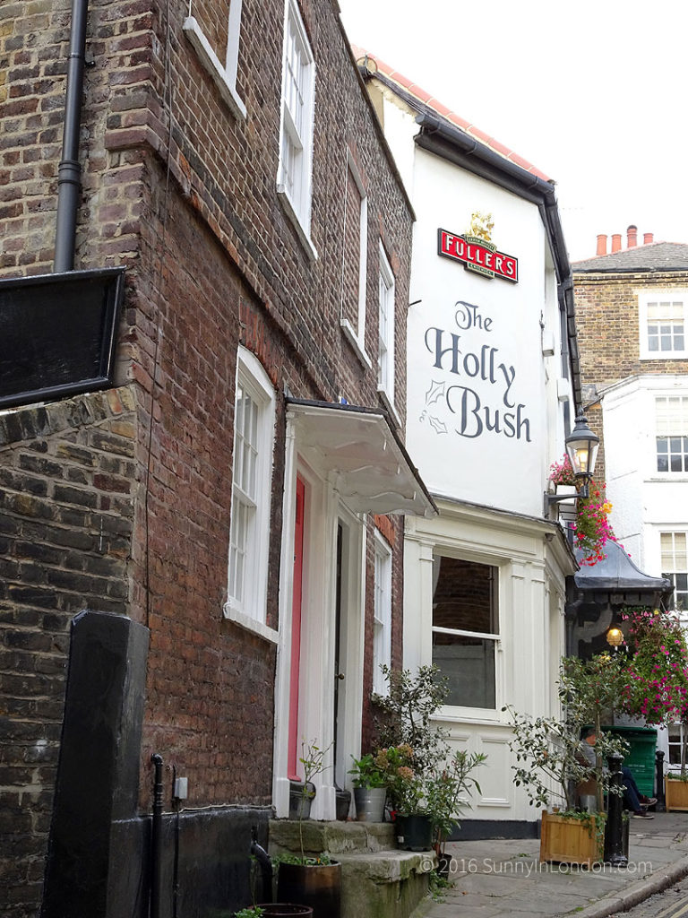 The Holly Bush Pub Hampstead Review London Guide