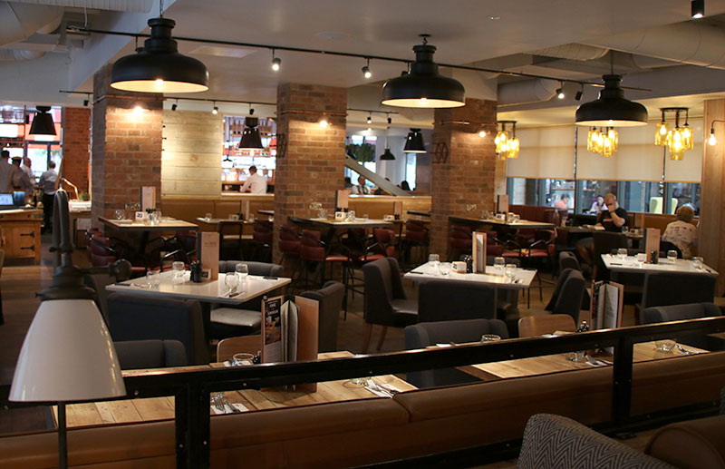 bar and block london restaurant review