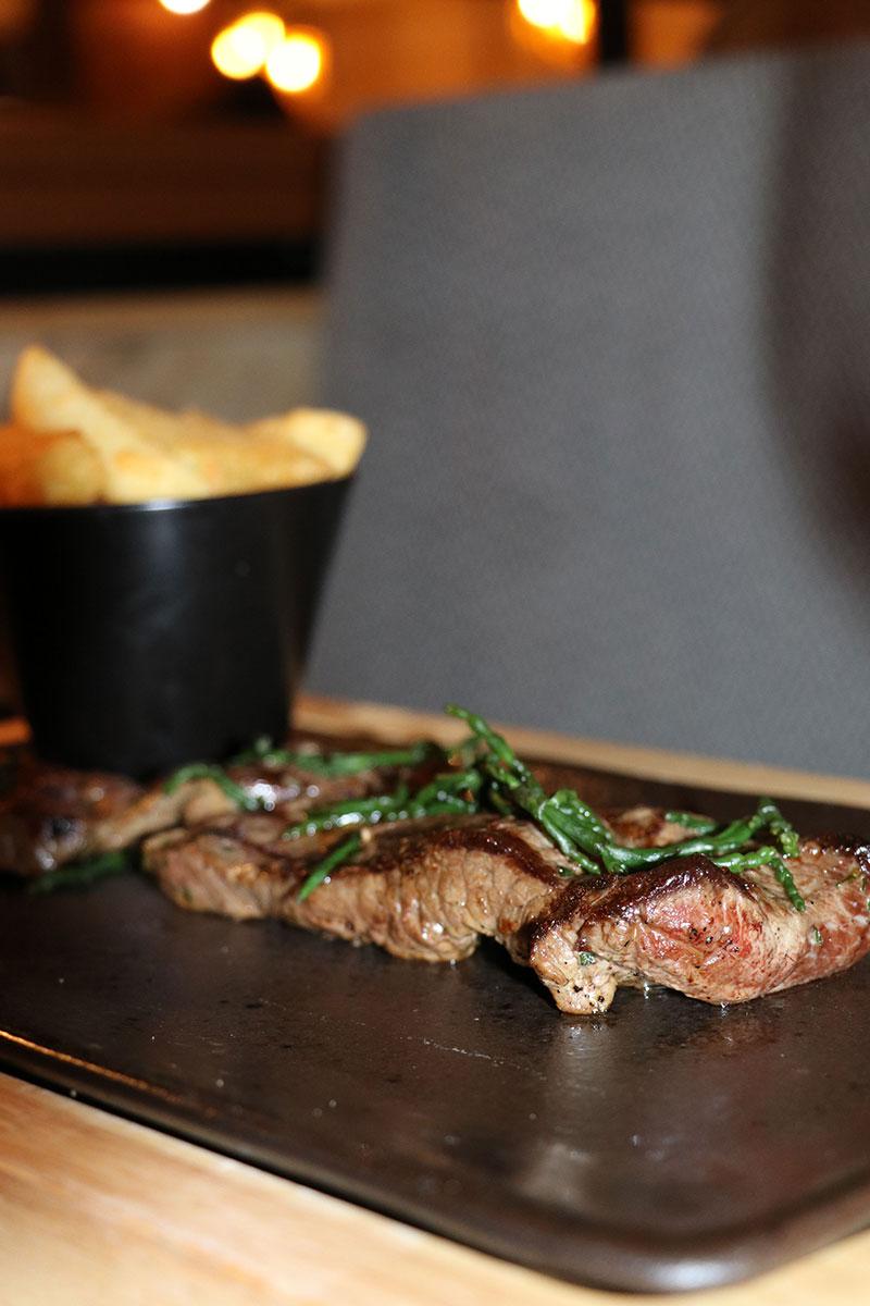 bar and block london restaurant food review