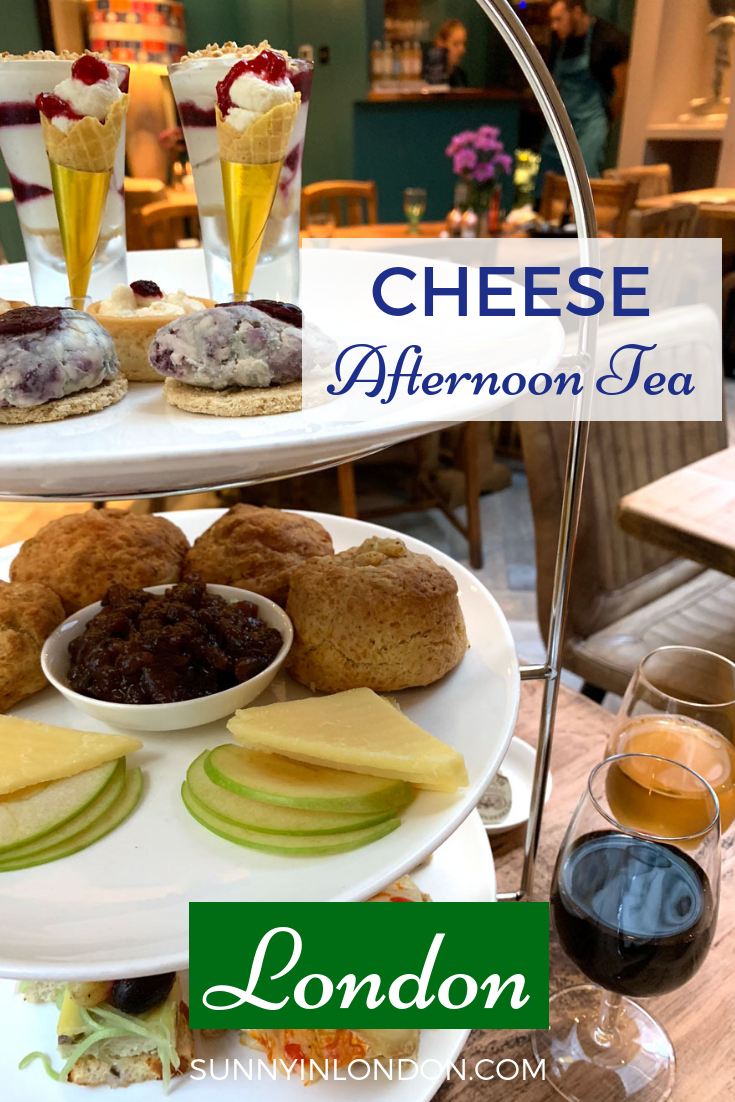 Cheese-Afternoon Tea-london-georgian-house